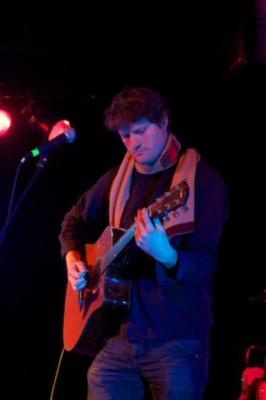 Brian Bauers | New York, NY | Acoustic Guitar | Photo #1