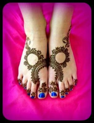 Yogis Henna and Face Painting | Fremont, CA | Henna Artist | Photo #11