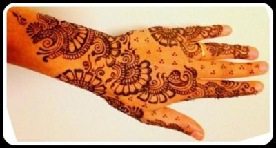 Yogis Henna and Face Painting | Fremont, CA | Henna Artist | Photo #3