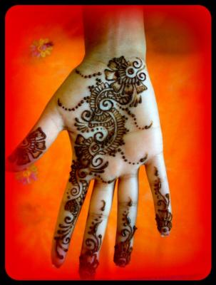 Yogis Henna and Face Painting | Fremont, CA | Henna Artist | Photo #7