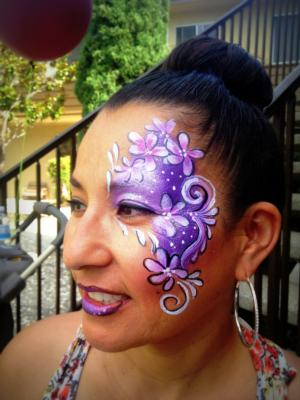 Yogis Henna and Face Painting | Fremont, CA | Henna Artist | Photo #10