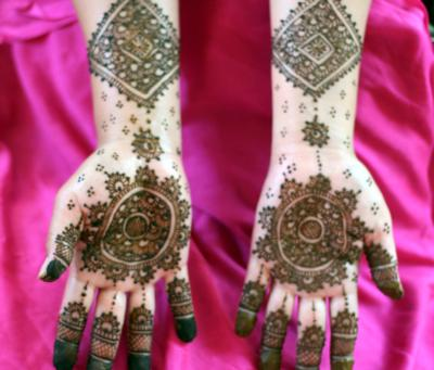 Yogis Henna and Face Painting | Fremont, CA | Henna Artist | Photo #19