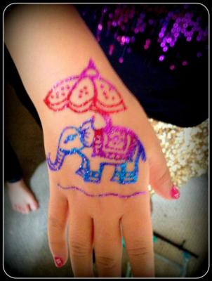 Yogis Henna and Face Painting | Fremont, CA | Henna Artist | Photo #25
