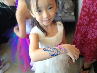 Yogis Henna and Face Painting | Fremont, CA | Henna Artist | Photo #15