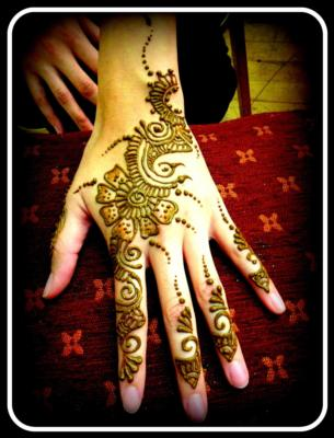 Yogis Henna and Face Painting | Fremont, CA | Henna Artist | Photo #1