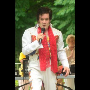 Three Bridges Elvis Impersonator | The Elvis Pretzel Show