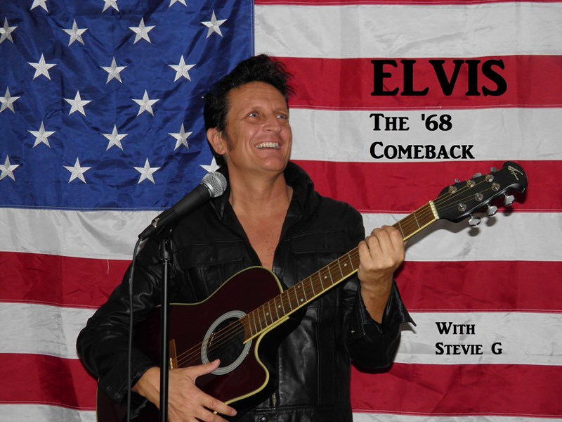 Orlando Elvis -Live Tribute & Wedding Officiant