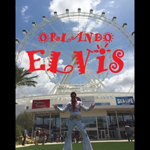 Goldenrod Elvis Impersonator | Orlando Elvis