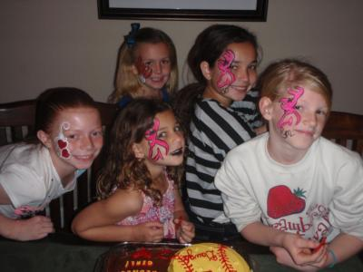 Lets Plan A Party, Face Painting And Balloons | Ocala, FL | Face Painting | Photo #7
