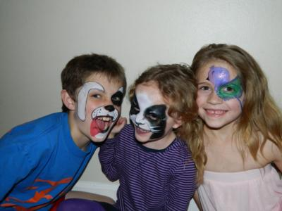 Lets Plan A Party, Face Painting And Balloons | Ocala, FL | Face Painting | Photo #12