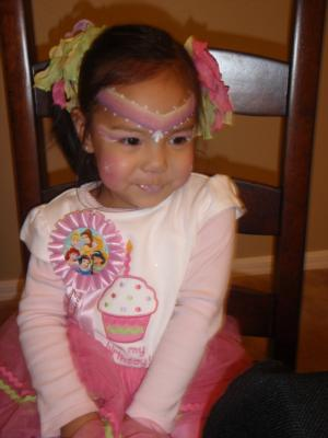 Lets Plan A Party, Face Painting And Balloons | Ocala, FL | Face Painting | Photo #11