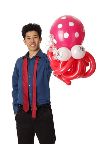 Perry Yan-Kids Magician & Balloon Twister  - Magician - San Francisco, CA