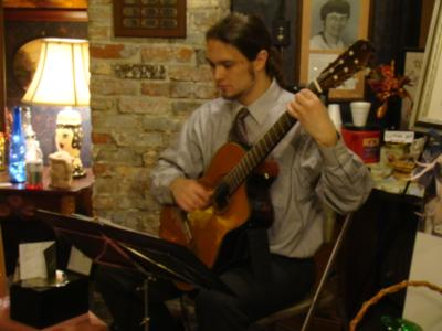Classical Guitarist - Russell Nebelung | Lansing, MI | Classical Guitar | Photo #4