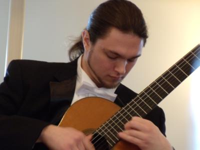 Classical Guitarist - Russell Nebelung | Lansing, MI | Classical Guitar | Photo #2