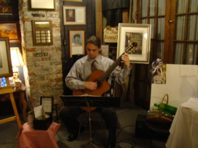 Classical Guitarist - Russell Nebelung | Lansing, MI | Classical Guitar | Photo #3