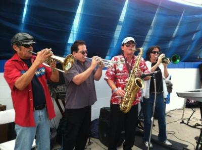 Dave Alcantar Band | Huntington Beach, CA | Dance Band | Photo #2