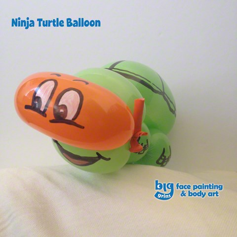 Big Grins Balloon Twisting