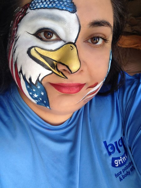 Big Grins Face Painting & Body Art - Face Painter - Gaithersburg, MD