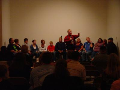 Dan Ladd | Burlington, IA | Hypnotist | Photo #4