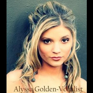 Alyssa Golden / Vocaliat - Singer - Mountain Top, PA