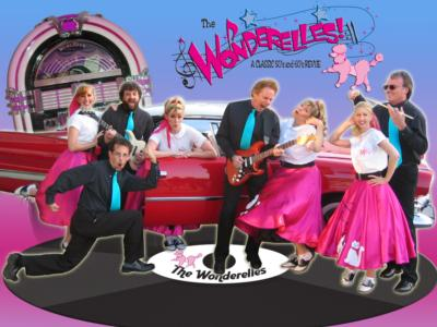 The Wonderelles | North Hollywood, CA | Cover Band | Photo #1