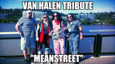 Meanstreet The Ultimate Van Halen Tribute | Pittsburgh, PA | Van Halen Tribute Band | Photo #3