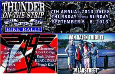 Meanstreet The Ultimate Van Halen Tribute | Pittsburgh, PA | Van Halen Tribute Band | Photo #19
