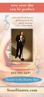 Sean Reilly Vocalist In The Sinatra Style | Wilmington, DE | Frank Sinatra Tribute Act | Photo #12
