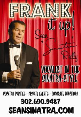 Sean Reilly Vocalist In The Sinatra Style | Wilmington, DE | Frank Sinatra Tribute Act | Photo #10