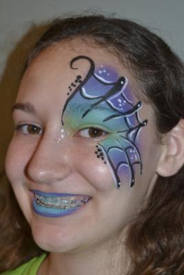 Happy Faces | Fairfax Station, VA | Face Painting | Photo #17