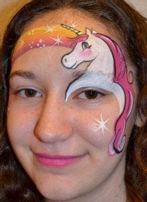 Happy Faces | Fairfax Station, VA | Face Painting | Photo #10