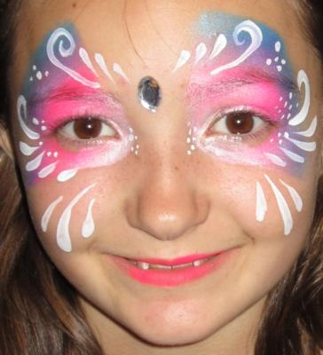 Happy Faces | Fairfax Station, VA | Face Painting | Photo #4