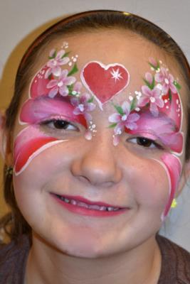 Happy Faces | Fairfax Station, VA | Face Painting | Photo #22