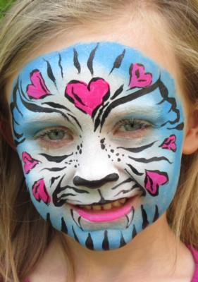 Happy Faces | Fairfax Station, VA | Face Painting | Photo #15