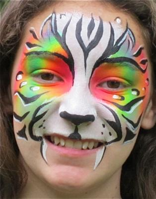 Happy Faces | Fairfax Station, VA | Face Painting | Photo #11