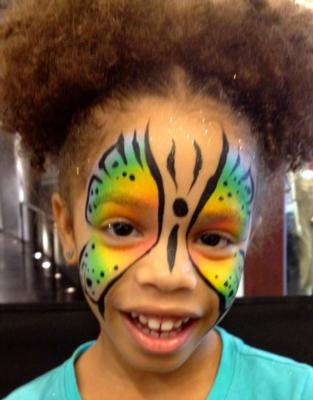Happy Faces | Fairfax Station, VA | Face Painting | Photo #23