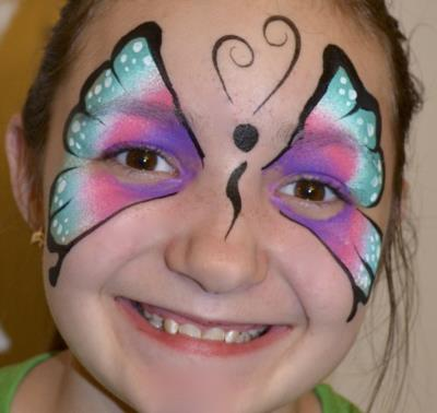 Happy Faces | Fairfax Station, VA | Face Painting | Photo #14