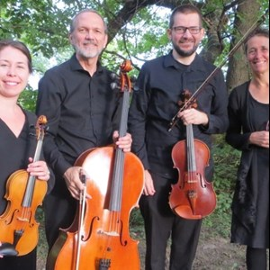 Holcombe Chamber Music Quartet | Cavatina String Quartet