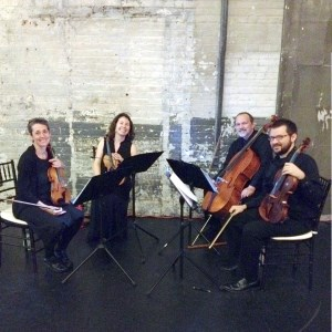 Hopkins Classical Duo | Cavatina String Quartet