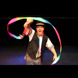 Greensboro, NC Comedy Juggler | Just Joey and Hilarious Bits O' Business