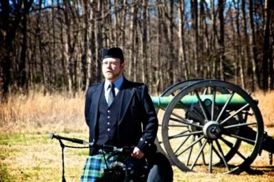 Ronald Dickey | Smyrna, TN | Bagpipes | Photo #1
