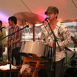 New Haven Steel Drum Musician |  Island Sol Steel Drum Band