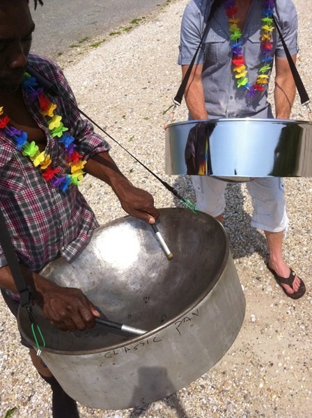 Island Sol Steel Drum Band