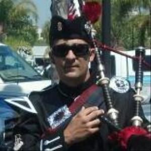 Palm Springs Wedding Singer | Davy The Bagpiper
