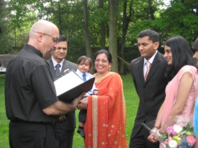 Reverend Philip | Philadelphia, PA | Wedding Officiant | Photo #9