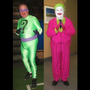 The Joker - The Riddler - Impersonator - Costumed Character - Rye, NY