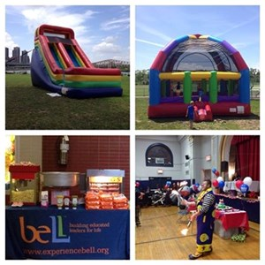 Oradell Party Inflatables | Top Line Parties & Events inc.