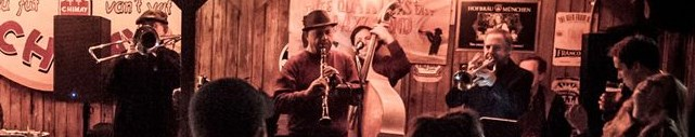 Dave Washburn's Three Quarters Fast Jazz Band