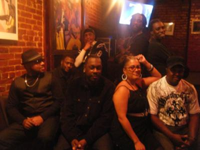 Chemical Reaction Featuring Precious Motherlove | Silver Spring, MD | Soul Band | Photo #4