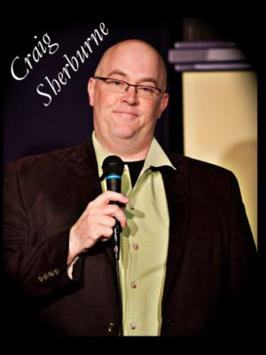 Craig Sherburne: Because Funny Matters | Edmonton, AB | Comedian | Photo #2